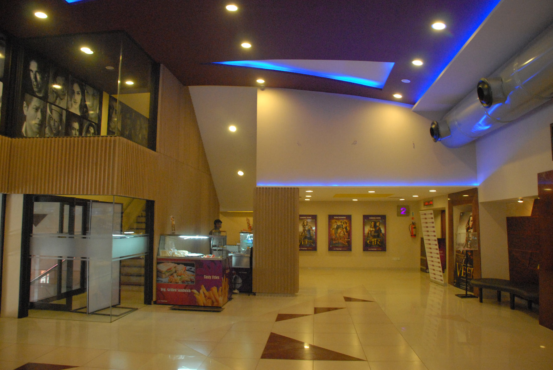 Sachin Gandhi Associates - VIHAR FRAME MULTIPLEX AT BARODA